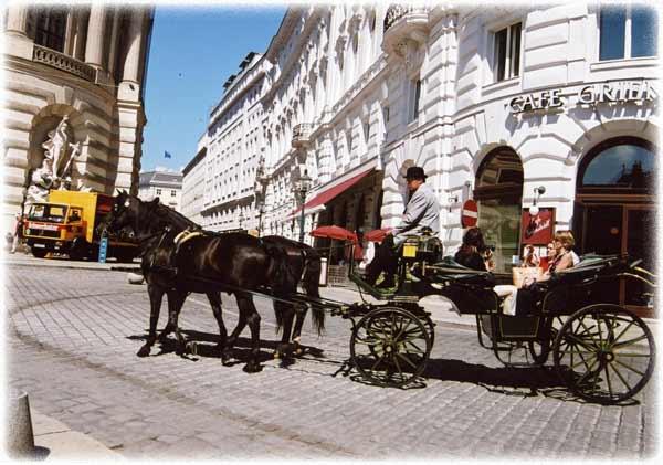 Kutschenfahrt Wien